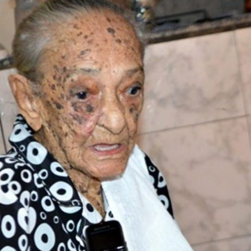 LUTO| Falece em Jaicós, dona Ângela Nascimento, aos 108 anos de idade