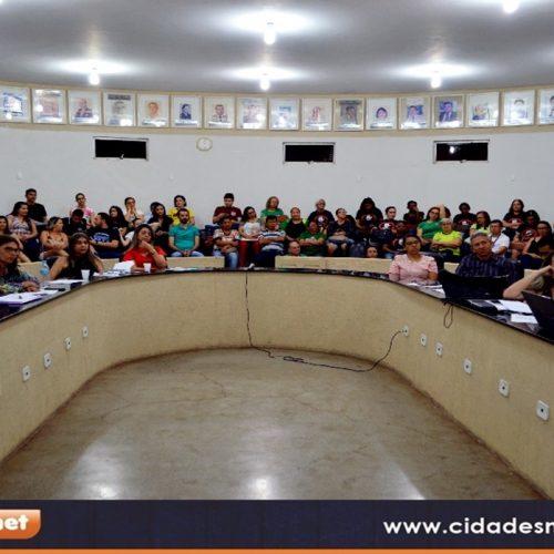 PICOS | Servidores da Saúde discutem reajuste de incentivo do PMAQ; veja fotos