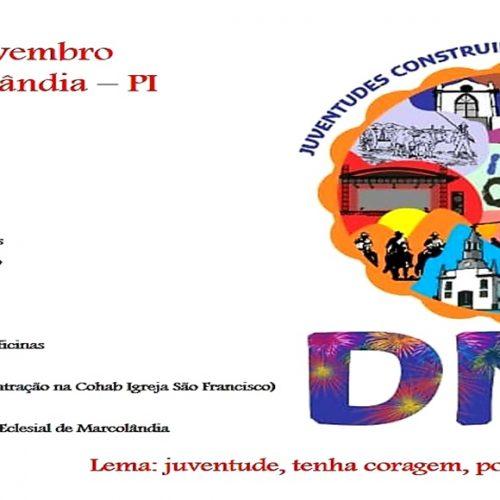 Em Marcolândia, Paróquia de São Cristóvão sediará o 'DNJ'; evento reunirá jovens do Zonal VII