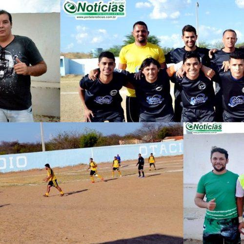 SÃO JULIÃO | Confira resultados dos jogos do fim de semana do Campeonato de Futebol Amador