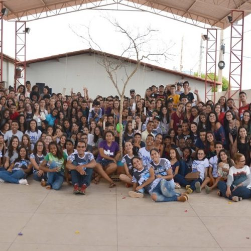 Dia Nacional da Juventude é celebrado em Marcolândia e reúne PJde sete municípios