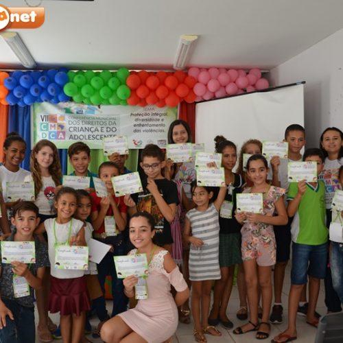 Políticas públicas para crianças e adolescentes são discutidas durante Conferência em Vera Mendes