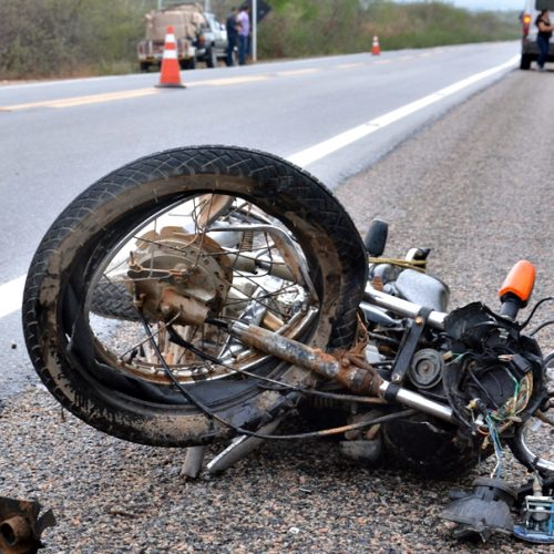 Motociclista de 44 anos morre em colisão frontal na BR 407 em Jaicós