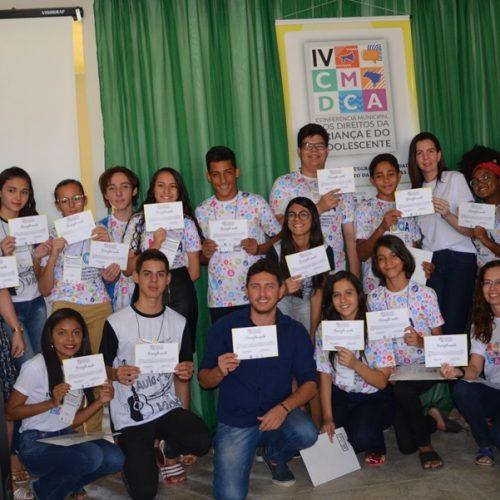 Belém do Piauí promove IV Conferência dos Direitos da Criança e do Adolescente