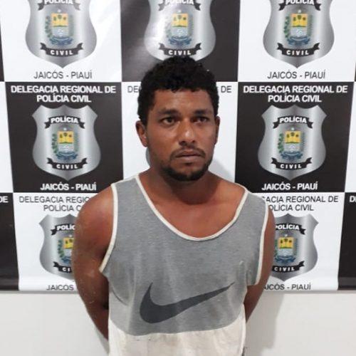 JAICÓS   Moto tomada em assalto é recuperada e suspeito preso pela Polícia Militar