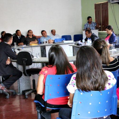 Dois projetos são aprovados durante sessão da Câmara de Patos do Piauí