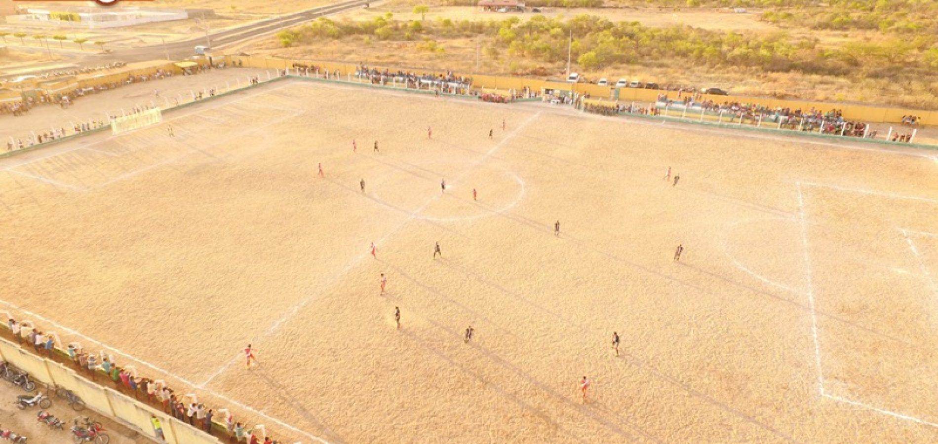 Campeonato de Futebol Amador de Belém do PI inicia em 02 de novembro; premiação é de R$6.750