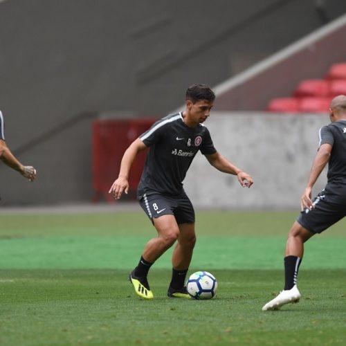 Só vitória mantém o Inter vivo na disputa pelo título do Brasileiro