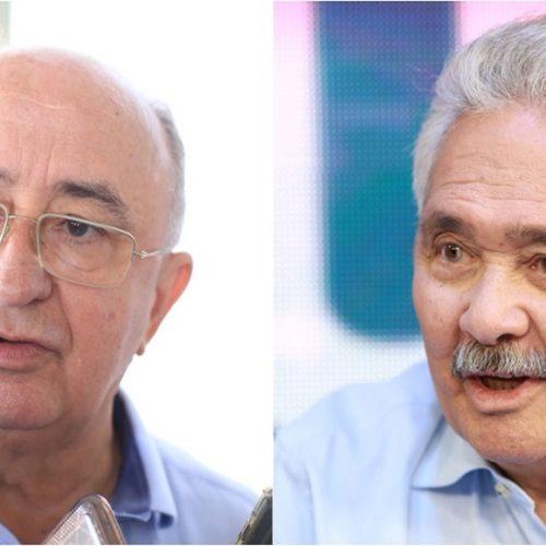 Elmano e Júlio César estão em vantagem na divisão de cargos federais