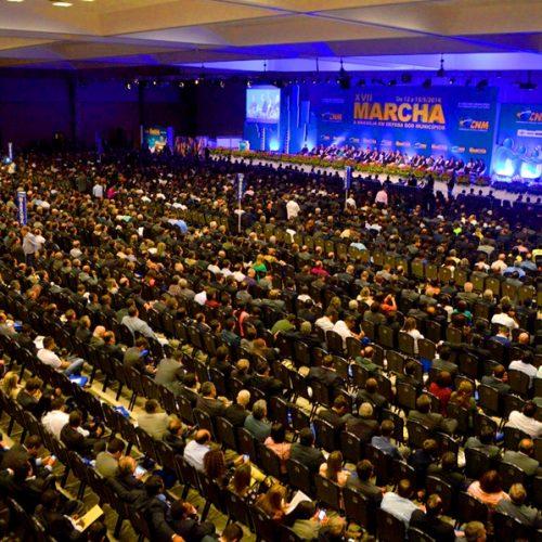 Mobilização Municipalista acontece nos dias 19 e 20 em Brasília; CNM convoca prefeitos