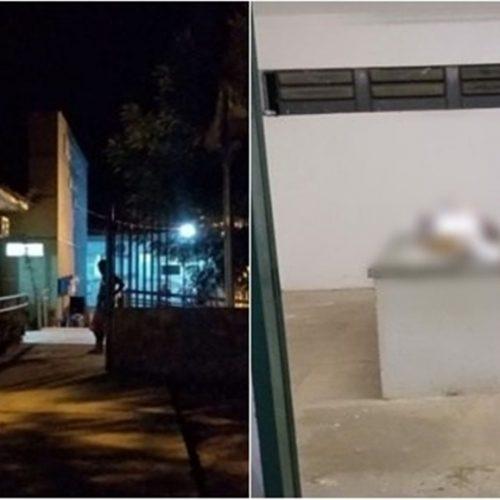 No Piauí, homem é esfaqueado durante a festa de seu aniversário e morre após ser internado