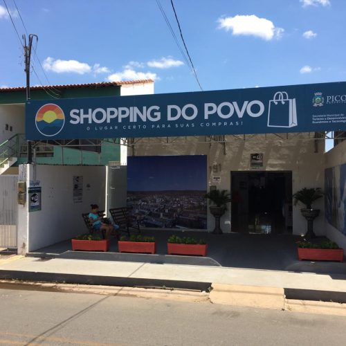 Prefeitura fará promoção Natal Premiado no Shopping do Povo