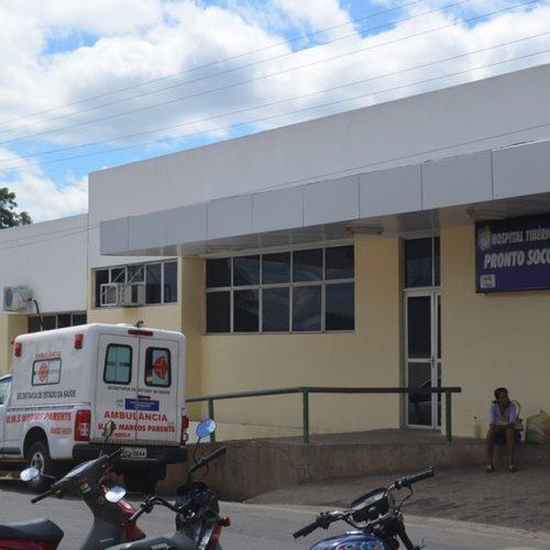 Mulher é baleada na cabeça pelo marido e socorrida em hospital no Piauí