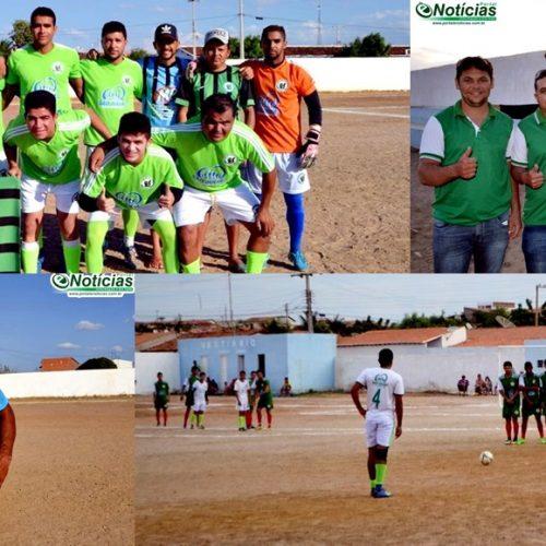 SÃO JULIÃO | Três jogos movimentam o fim de semana pelo Campeonato de Futebol Amador