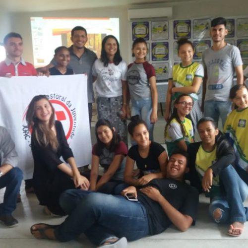 """BELÉM   Projeto """"Juventude Construindo uma Cultura de Paz"""" é realizado na escola Monte Sinai"""