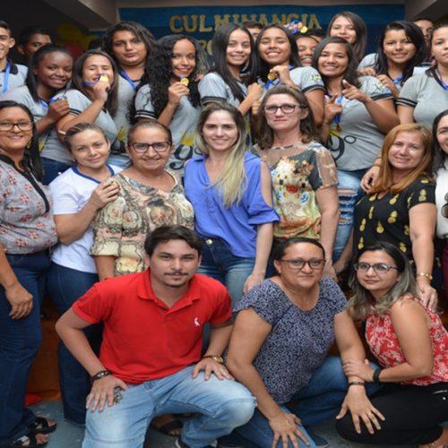 JAICÓS | Escola Francisco Crisanto promove culminância de projeto de leitura