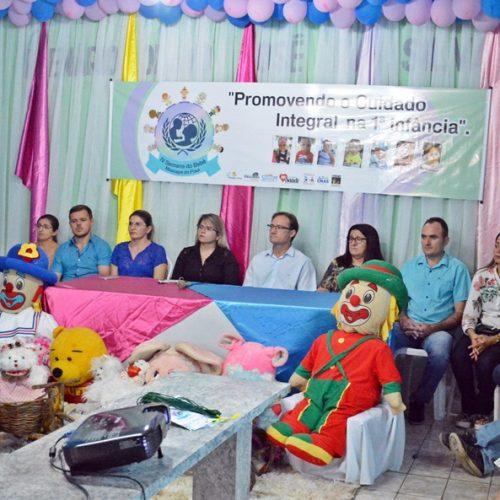Cerimônia abre oficialmente a Semana do Bebê em Massapê do Piauí
