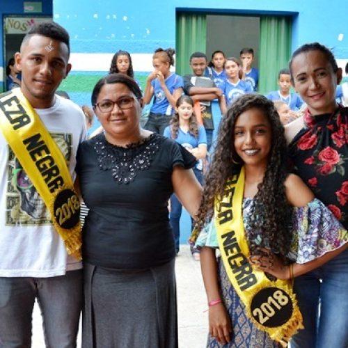 MASSAPÊ | Escola Municipal promove Semana da Consciência Negra; veja fotos