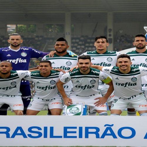 Palmeiras vence o Vasco e conquista o Brasileirão 2018
