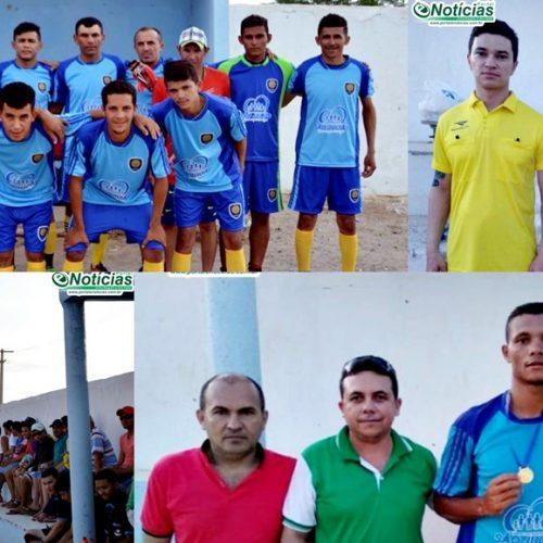 SÃO JULIÃO   Dois jogos movimentam o fim de semana pelo Campeonato Municipal de Futebol Amador 2018; veja fotos