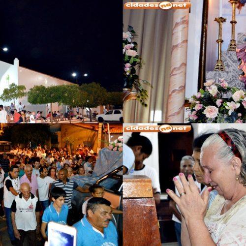 BOCAINA   Peregrinação de fiéis marca abertura do 264º Festejo de Nossa Senhora da Conceição; veja fotos