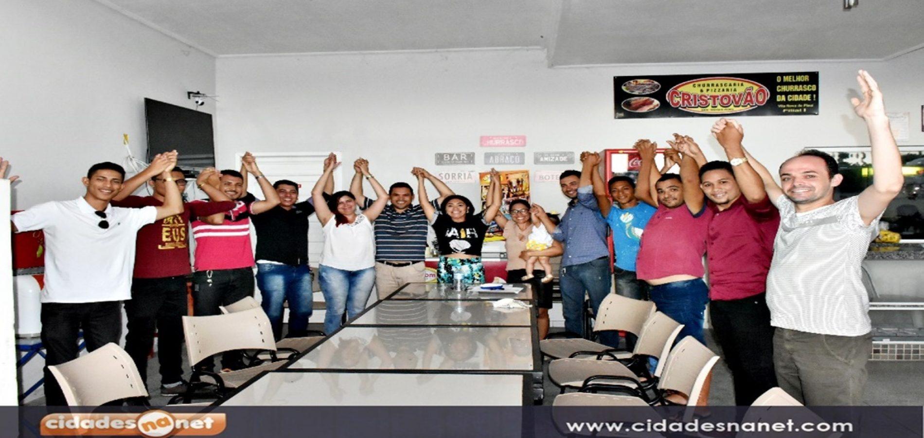 Em Vila Nova, Membros do IMCP discutem melhorias para municípios do Vale do Itaim