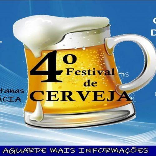 SÃO JULIÃO   Loja Maçônica Cesário Ribeiro Leal promoverá 4º Festival de Cerveja