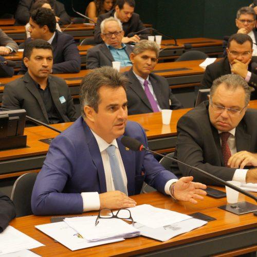 Ciro Nogueira anuncia liberação de recursos para 56 municípios