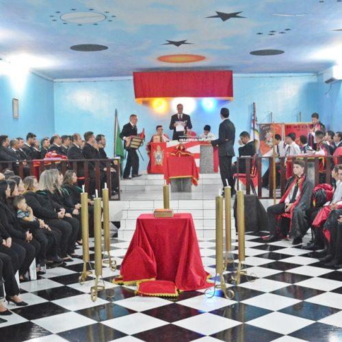 FOTOS | Evento de iniciação na Ordem DeMolay em Padre Marcos