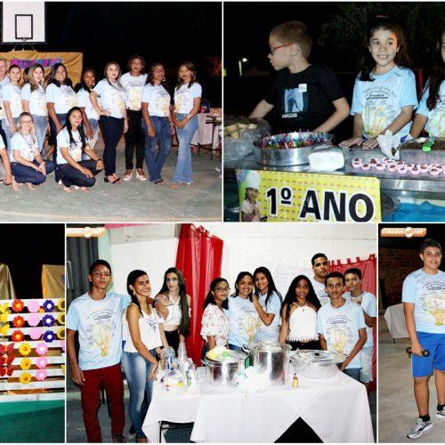 Escolinha Pequeno Polegar realiza XV Feira Cultural em Jaicós; Fotos !