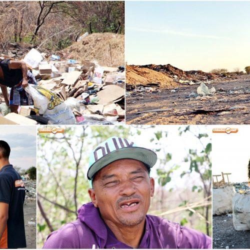 Em Jaicós, famílias trabalham no lixão para garantir sobrevivência. Veja relatos!