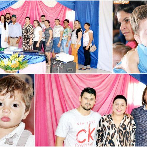 Palestras marcam encerramento da 2ª Semana do Bebê de Jacobina do Piauí