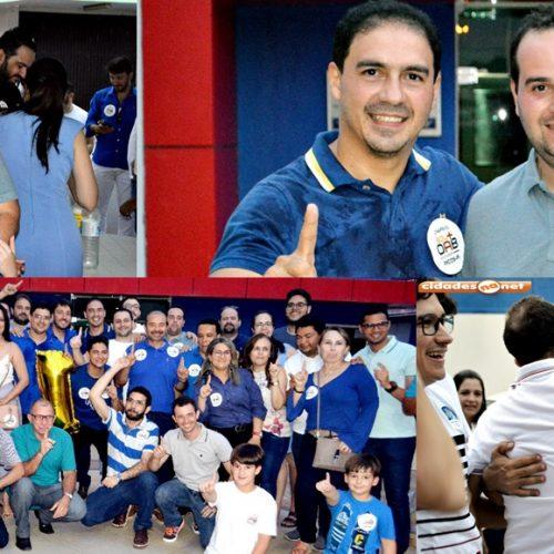 Kléber Curica e David Benevides são eleitos para presidência da OAB Subsecção de Picos; veja fotos