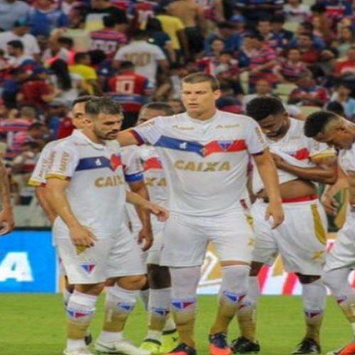 Fortaleza cede empate e perde 1ª chance de título antecipado da Série B