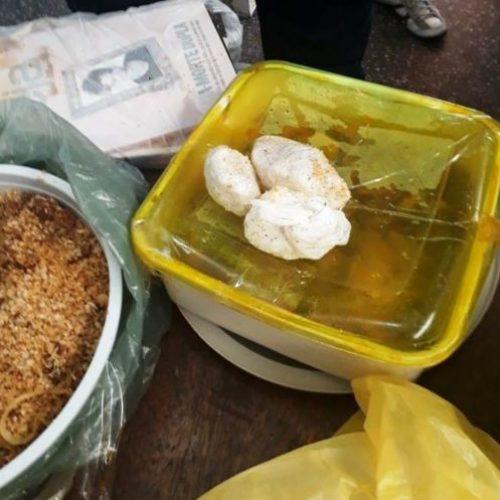 Mulher é presa após tentar levar drogas para presídio no Piauí dentro de refeição