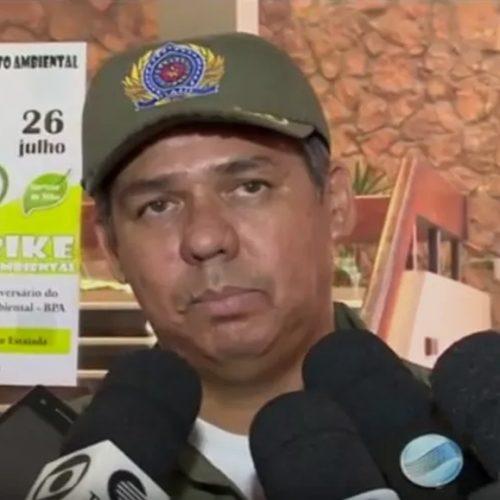 Comandante da PM diz que registro de TCOs por militares otimizará recursos