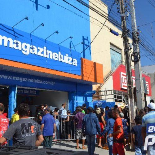 Magazine Luiza inaugura primeira loja em Picos