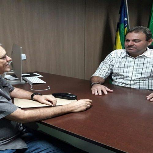 MDB e PR disputam presidente da Câmara Jeová Alencar