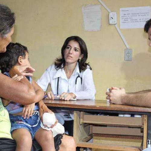 Cubanos representam 61% dos profissionais do Mais Médicos no Piauí