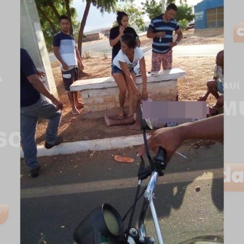 Motociclista morre em acidente na BR-020 no Piauí