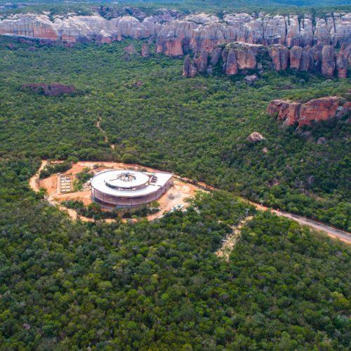 Serra da Capivara deve inaugurar Museu da Natureza no mês de dezembro