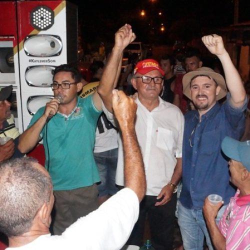 """""""Neguinho de Bastião"""" e Samuel Sá vencem eleição do STTR de Alagoinha do Piauí"""