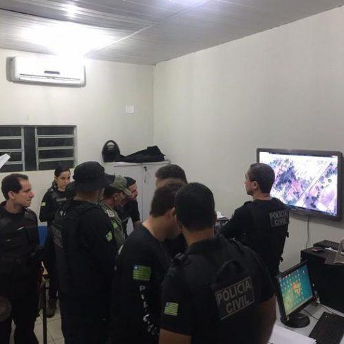Polícia prende 14 acusados de tráfico de drogas na Operação Dominó
