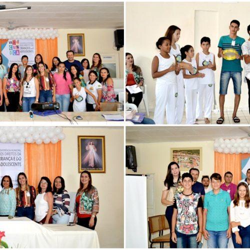 VII Conferência Municipal dos Direitos da Criança e do Adolescente é realizada em Francisco Macedo