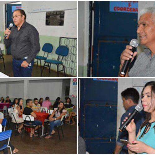 Em Marcolândia, UESPI realiza aula inaugural do 1º Curso de Bacharelado em Administração