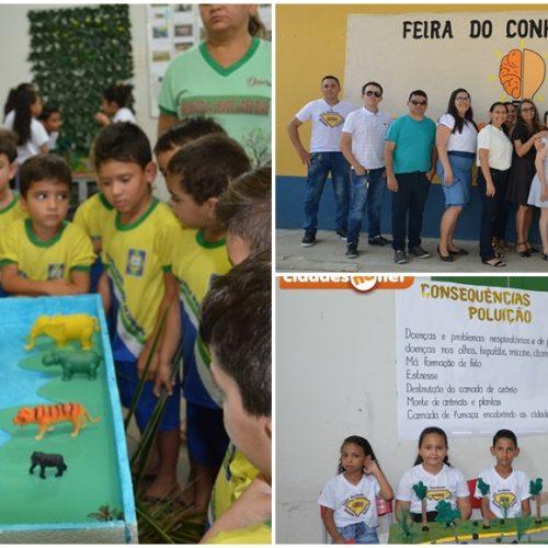 BELÉM | Escola José de Moura Leal  promove Feira do Conhecimento