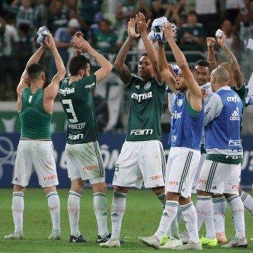 Tudo favorece o Palmeiras e chance de título no Brasileiro é de 88%