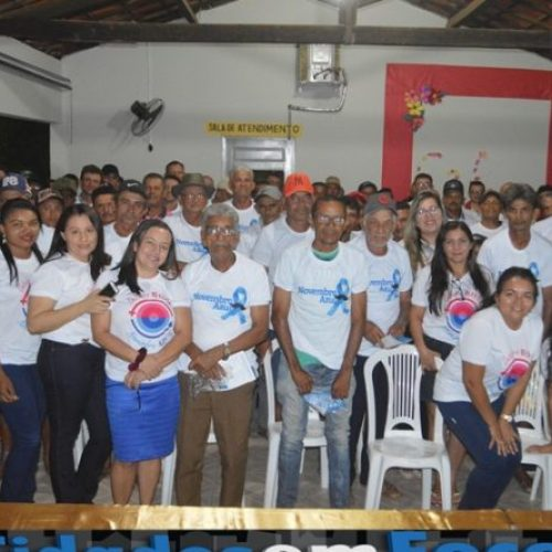 CURRAL NOVO | Saúde realiza ações de conscientização em alusão ao Novembro Azul