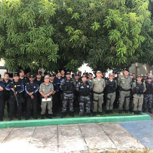 Piauí não registrou ocorrências policiais no primeiro dia do Enem