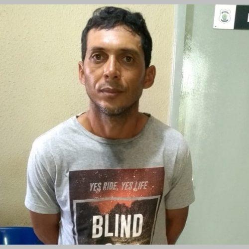 Homem é preso suspeito de latrocínio em São Luís do Piauí